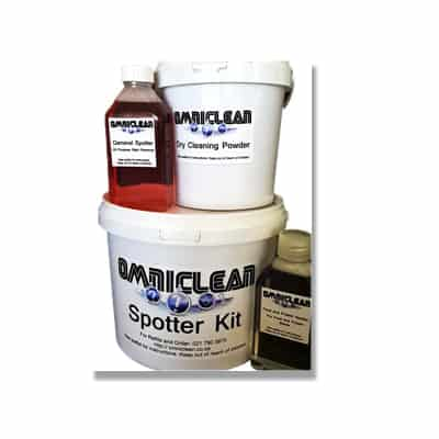 Spotter Kit carpet and upholstery cleaner
